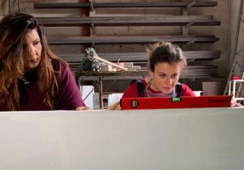 Creab: superare le sfide nel mondo della lavorazione metallo è un gioco da ragazze!