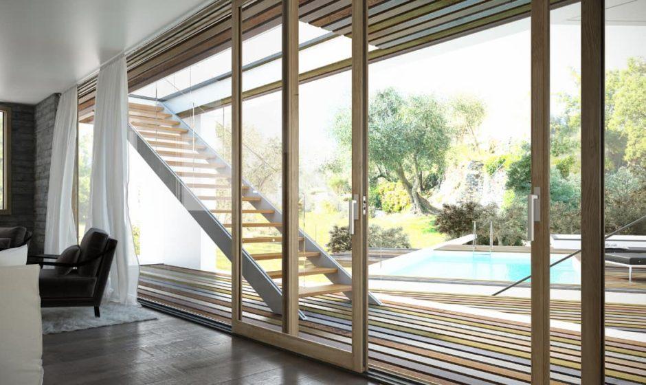 La Falegnameria Vitali ha scelto Würth per i serramenti di un hotel di nuova costruzione a Breuil-Cervinia