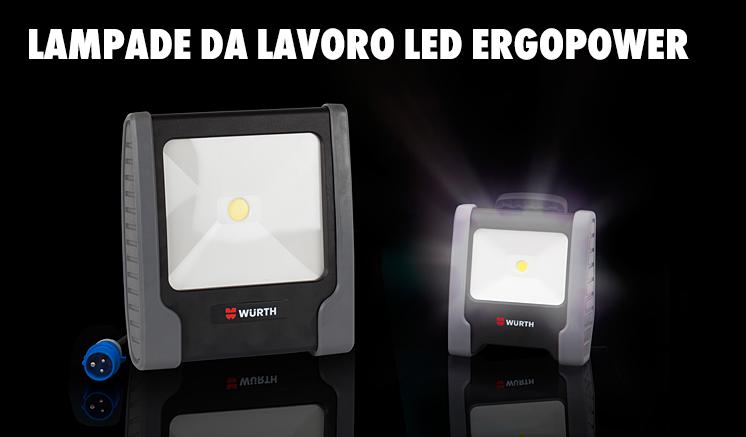 Banco Di Lavoro Wurth : Lampade da lavoro led portatili würth
