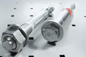 Tasselli meccanici in acciaio per ancoraggi pesanti: scopri la gamma per il fissaggio estremo!
