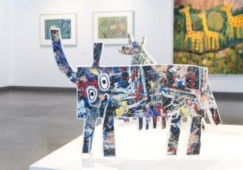 L'arte irregolare all'Art Forum Würth di Capena