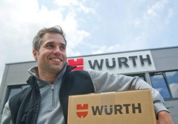 Click & Collect - Ordina online e ritira al punto vendita Würth