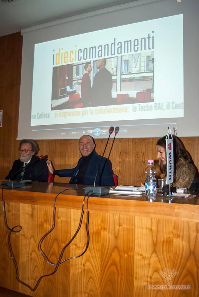 Incontro con Fausto Delle Chiaie 1