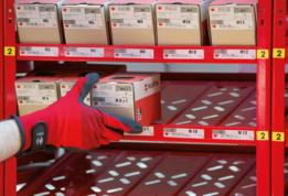 Scaffalature modulari professionali per officine e magazzini ORSY® SYSTEM: configura online!