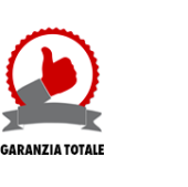Garanzia totale: assistenza gratuita e garantita senza costi di riparazione.