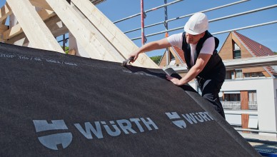protezione tetto wurth