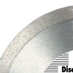 disco con corona liscia-dettaglio