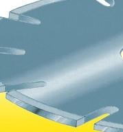 Dischi diamantati: cause e soluzioni di problemi durante l'utilizzo