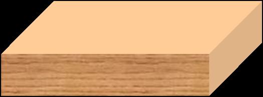 140 mm di legno