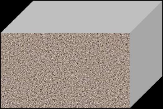 380 mm di pietra calcarea