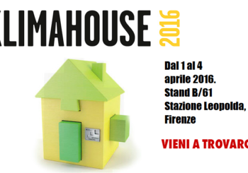Würth al Klimahouse 2016 di Firenze