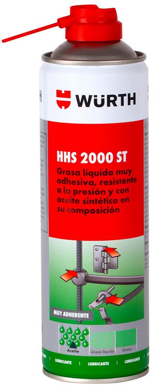 lubrificante hhs 2000 wurth