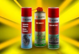 I migliori prodotti chimici per artigiani: affidati ai Superchimici Würth e trova i prodotti perfetti per il tuo lavoro!
