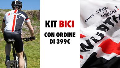kit bici wurth