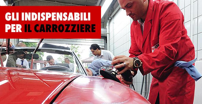 Dispositivi di sicurezza per carrozzieri e officine speciali for Progettista edile professionista