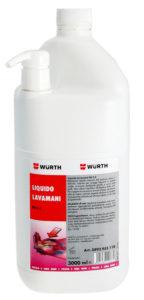 Detergente liquido lavamani Ph 5.5
