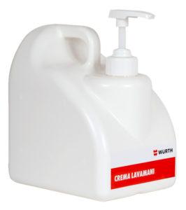 Crema lavamani