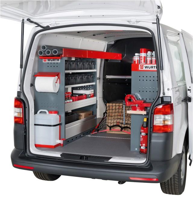 allestimento furgoni e veicoli commerciali soluzioni