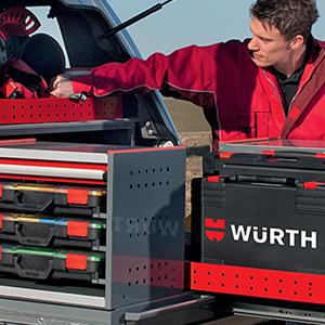Sistema di allestimento furgoni e veicoli commerciali