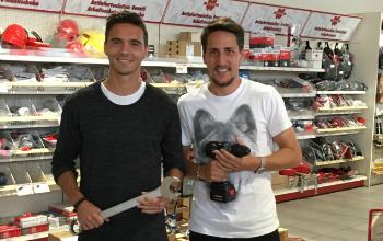 Würth e Euro 2016: intervista ai giocatori dell'Fc Südtirol