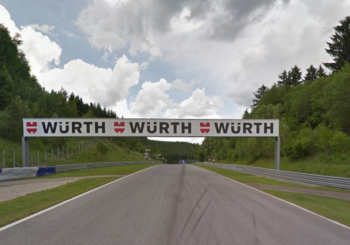 Cosa c'entra Würth con il RedBull Ring?