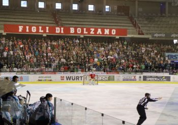 Würth conferma la partnership con l'Hockey Bolzano