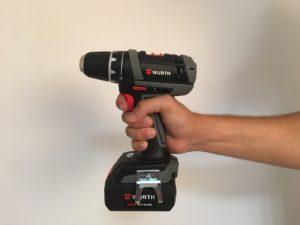 Scopri il nuovo trapano avvitatore a batteria BS18 Ah - light