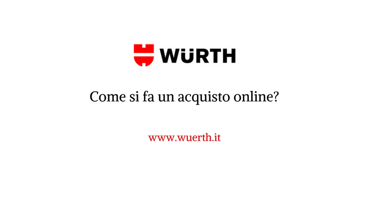 Come si fa un acquisto sull 39 online shop w rth w rth news for Acquisto led online
