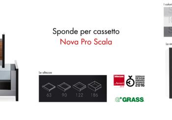 Nova Pro Scala: non chiamatele solo sponde!