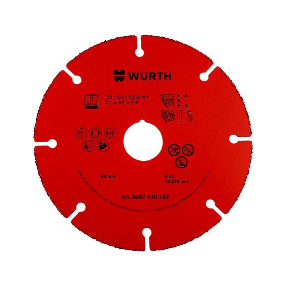 disco da taglio per legno e univesale