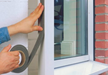 Quale nastro autoespandente utilizzare per sigillare correttamente i serramenti?