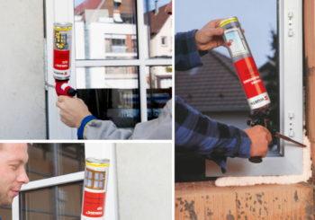Schiuma poliuretanica: l'utilizzo corretto e i migliori prodotti per il fissaggio di infissi, porte e finestre