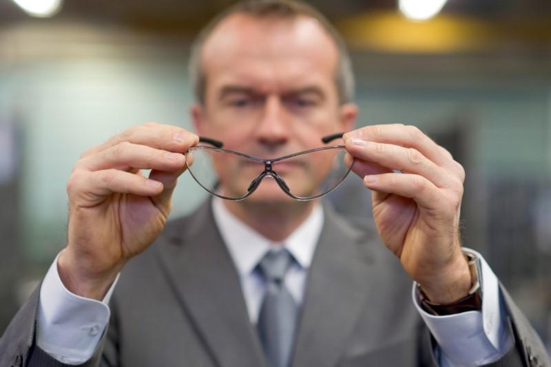 Dispositivi di protezione individuale: Gli occhiali di protezione