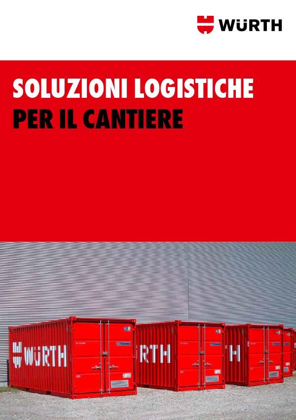 logistica di cantiere