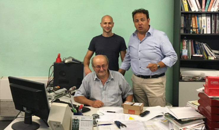 Benigno Santosuosso e Bi.Dieffe