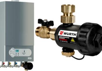 Filtro defangatore magnetico per caldaia: protezione assicurata per l'impianto termico