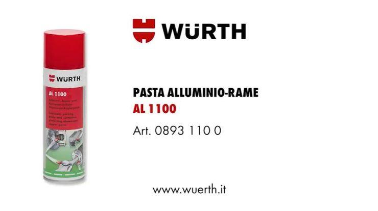 Pasta di Alluminio spray antigrippaggio