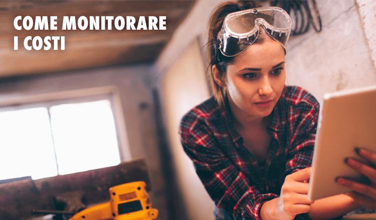Come monitorare i costi
