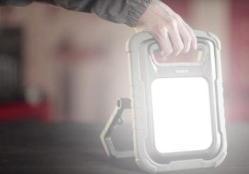 Lampade da lavoro professionali: illuminazione ed efficienza professionali in cantiere e in officina