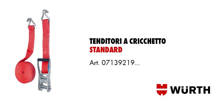 Cinghie a Cricchetto Standard
