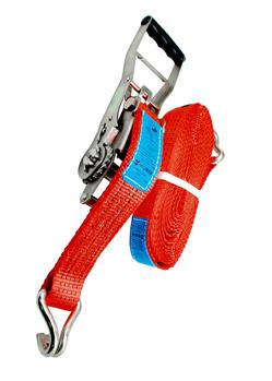 Cinghie a cricchetto ergonomiche