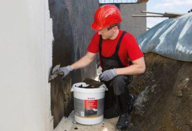 Quali sono i prodotti adatti per l'impermeabilizzazione di strutture interrate come i muri di fondazione?