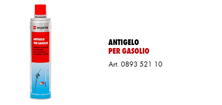 Antigelo per Gasolio