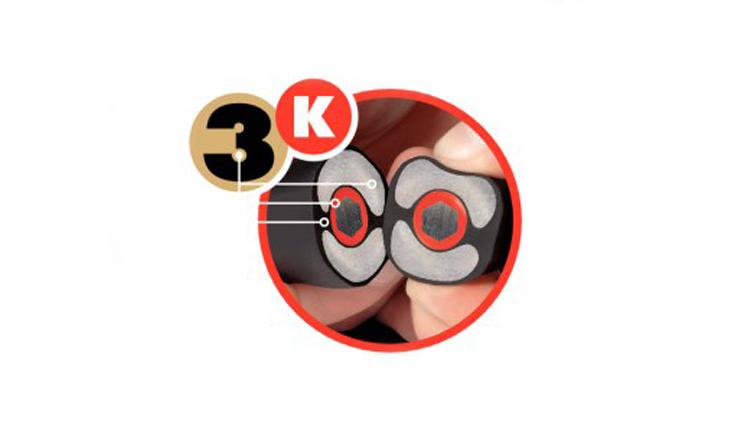 Componente 3K cacciaviti