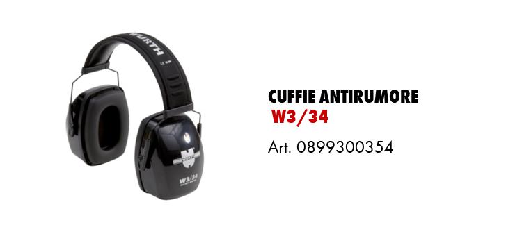 Cuffie Antirumore