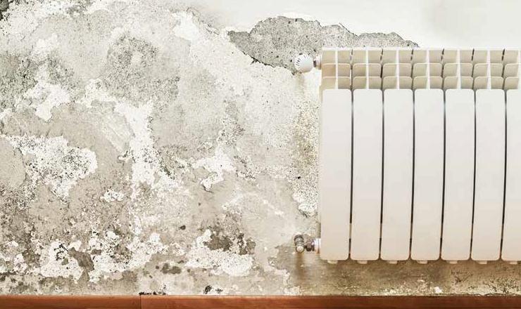 Come eliminare l'umidità di Risalita