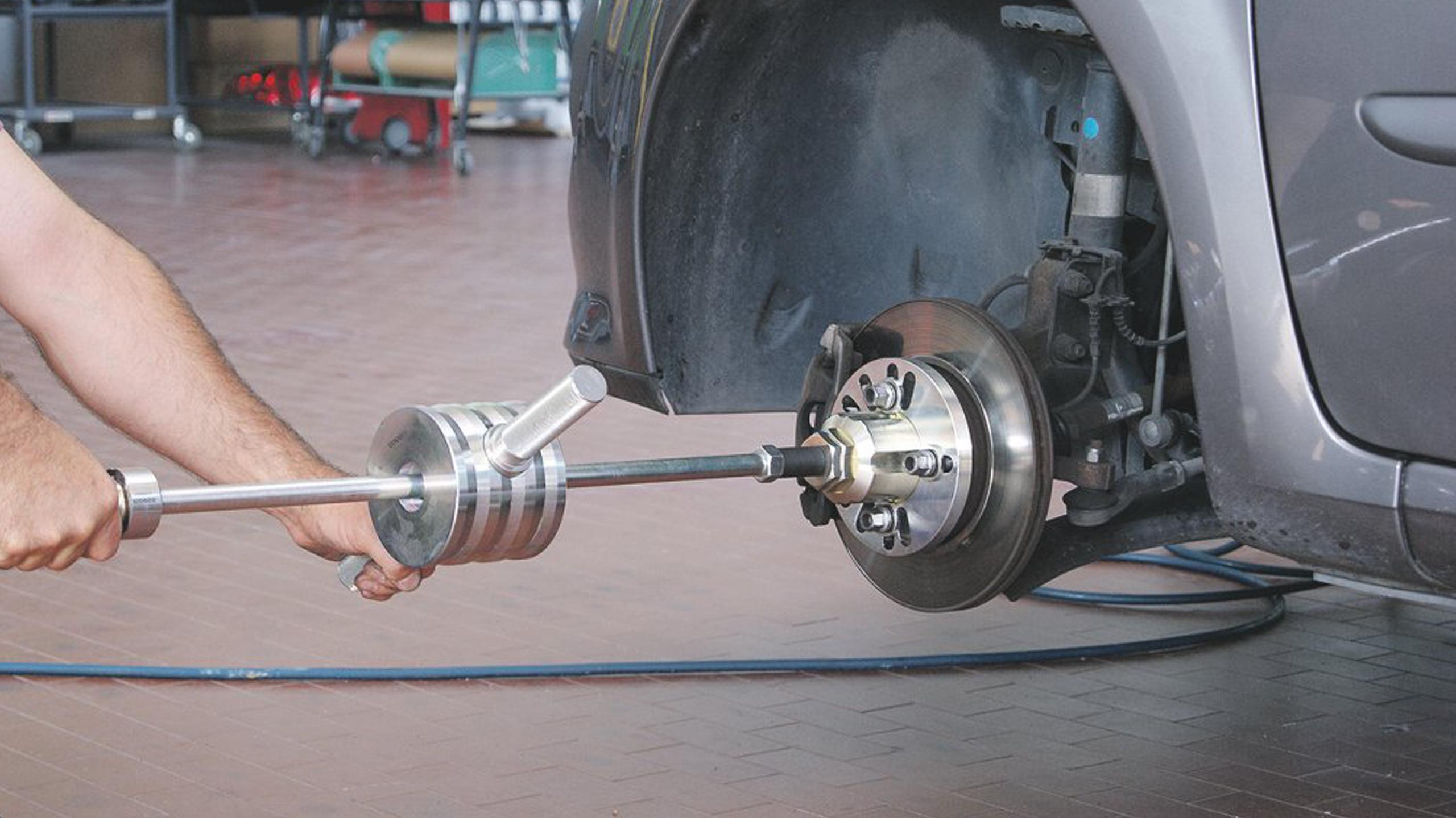 Attrezzatura per officina auto utensili speciali per motore würth