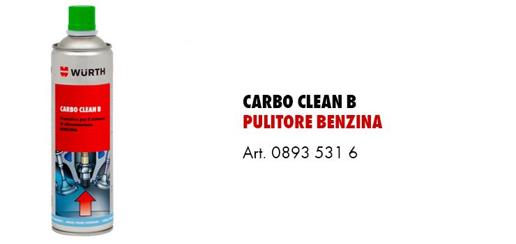 Carbo Clean B pulitore motore benzina