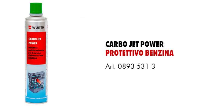 Carbo Jet Power protettivo benzina
