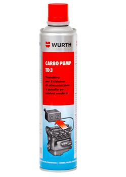 miglior additivo motore auto - Carbo Pump TD3